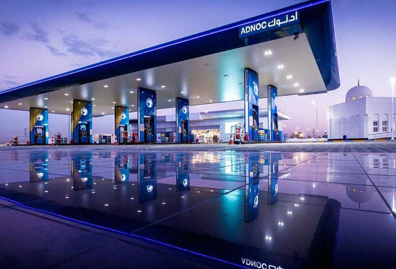 ADNOC Stations, Abu Dhabi